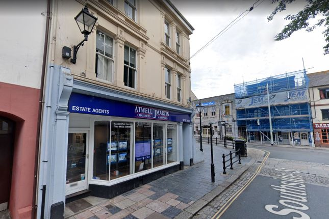 Thumbnail Office to let in Southside Street, Plymouth