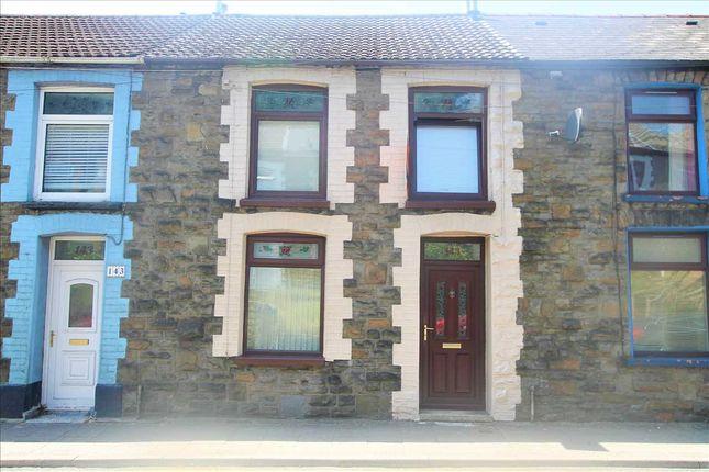 Thumbnail Terraced house for sale in Ardwyn Terrace, Penrhiwfer Road, Penrhiwfer, Tonypandy