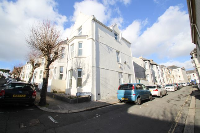 Thumbnail End terrace house for sale in Thornton Avenue, Plymouth