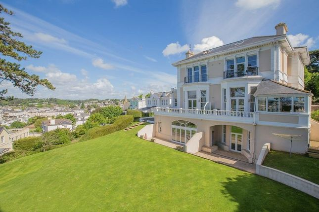 Thumbnail Maisonette to rent in Waldon Point, St. Lukes Road South, Torquay