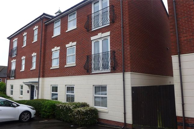 Thumbnail Flat to rent in Florence Road, Binley, Coventry