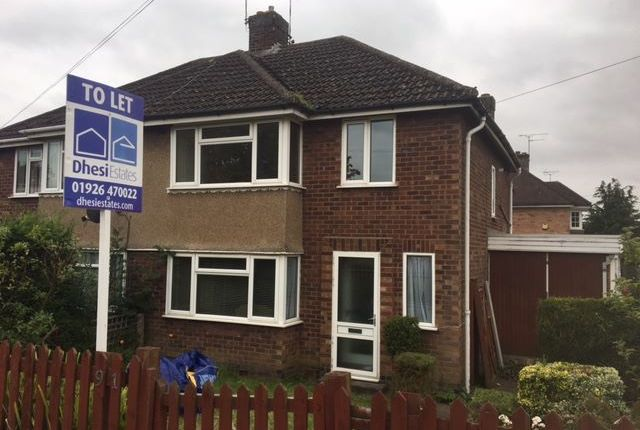 Thumbnail Detached house to rent in Lakin Road, Warwick