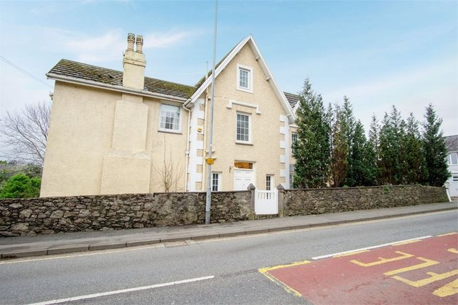 Thumbnail Detached house for sale in Telford Road, Menai Bridge, Anglesey
