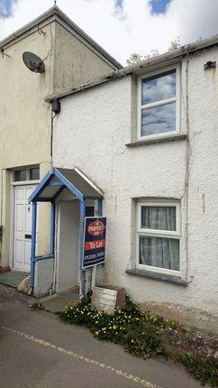 Thumbnail Terraced house to rent in Bureau Place, Wadebridge