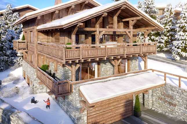 Chalet for sale in Megeve, French Alps, France
