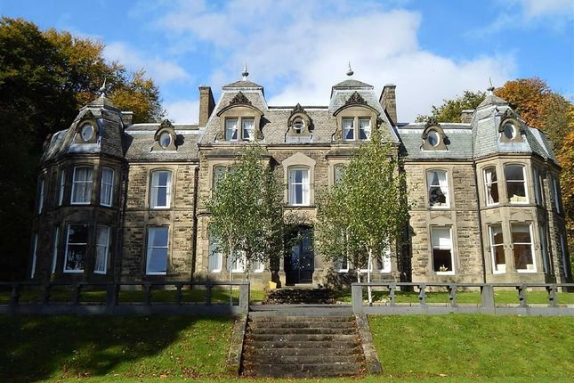 Thumbnail Flat for sale in Corbar Hill House, Buxton, Derbyshire