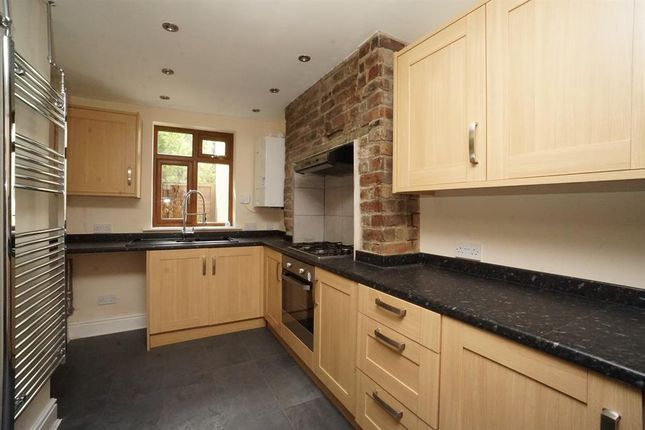 Kitchen of Nile Street, Broomhill, Sheffield S10