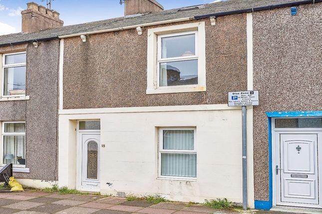 Thumbnail Terraced house to rent in Milburn Street, Workington