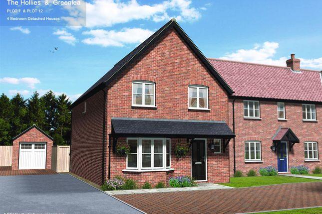 4 bed detached house for sale in Plot 12, Little Snoring, Norfolk NR21