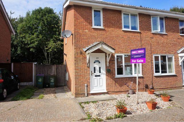 Thumbnail Semi-detached house for sale in Star Lane, Folkestone