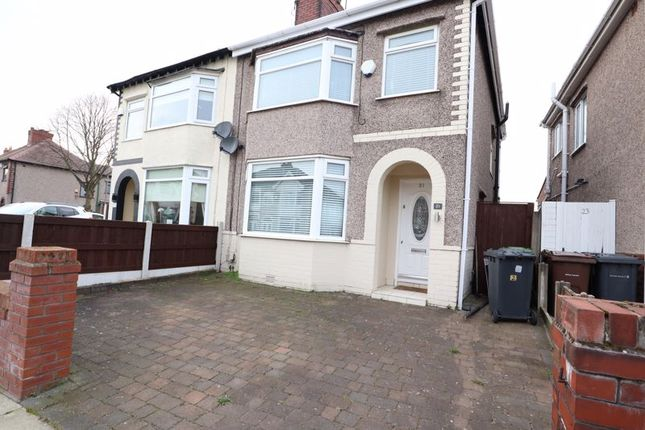 Thumbnail Semi-detached house for sale in Ennerdale Drive, Litherland, Liverpool