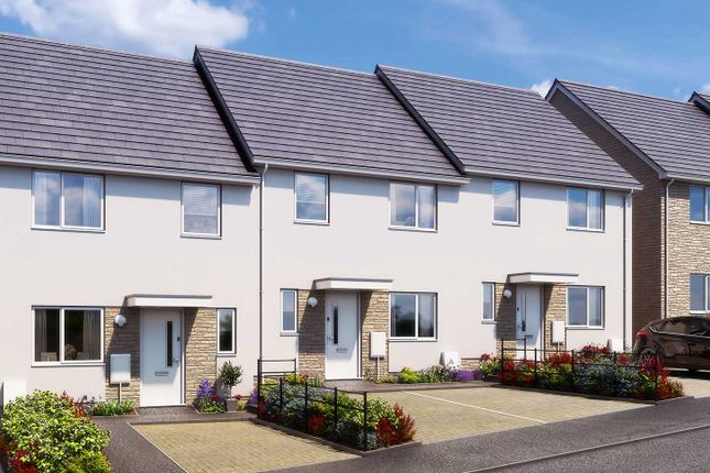 """2 bed end terrace house for sale in """"The Sutton"""" at Rosedown Avenue, Plymouth PL2"""