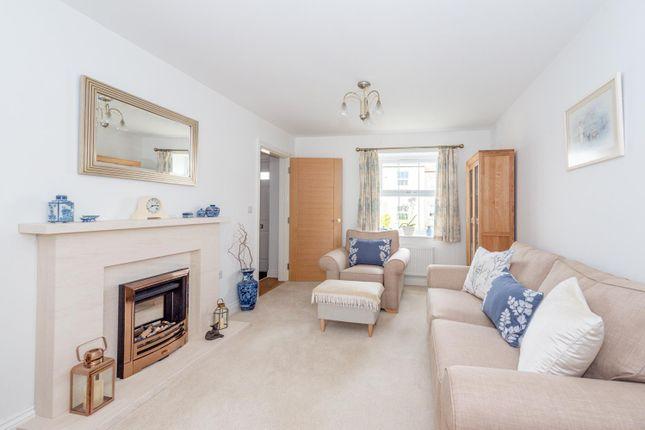Sitting Room of Cavendish Court, Slingsby, York YO62