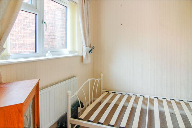Bedroom Two of Rosemary Close, Nottingham NG8