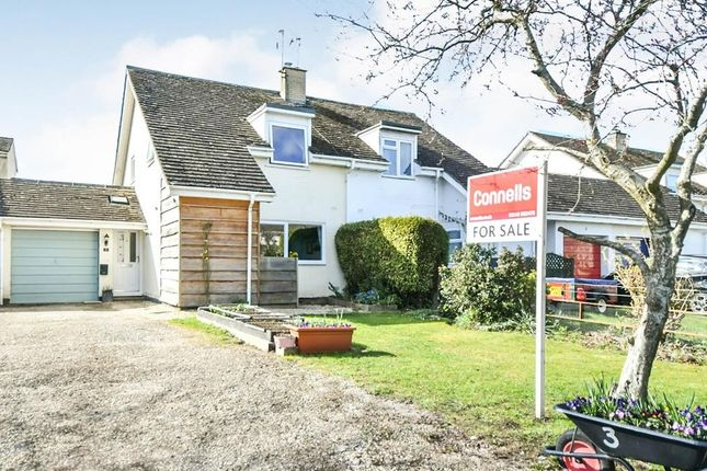 Thumbnail Semi-detached house for sale in Westlake Place, Sutton Benger, Chippenham