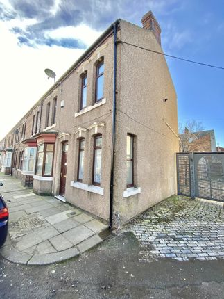 2 bed terraced house to rent in Coronation Street, Middlesbrough TS3