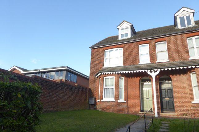 Thumbnail Flat for sale in Worting Road, Basingstoke