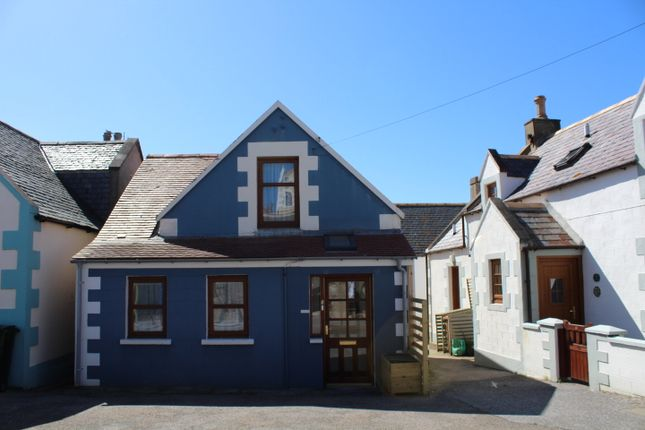 Thumbnail Cottage for sale in Sterlochy Street, Findochty