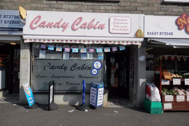Thumbnail Retail premises for sale in The Candy Cabin, 2, Chesterton Place, Newquay