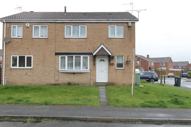 Thumbnail Property for sale in Meadow View, Holmewood, Chesterfield