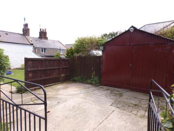 Garage And Drive of Cae Rhug Lane, Gwernaffield, Mold, Flintshire CH7