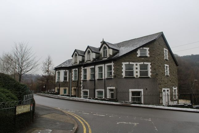 Thumbnail Flat for sale in Flat 7 Manchester House, The Square, Aberbeeg, Blaenau Gwent