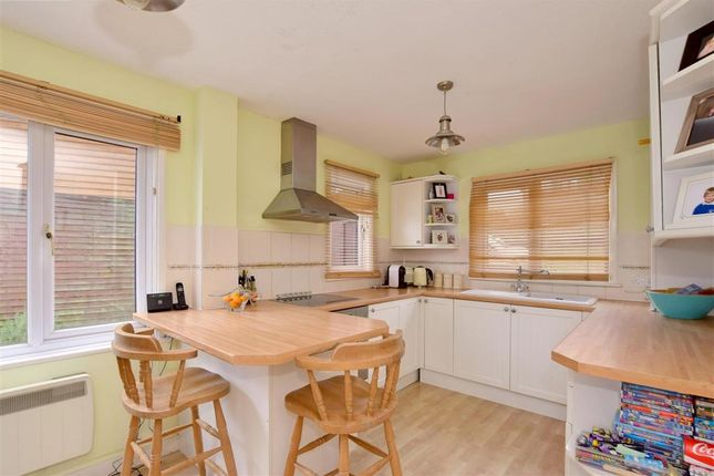 Thumbnail Semi-detached house for sale in Teasley Mead, Blackham, East Sussex