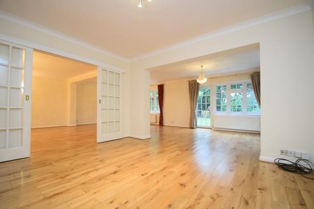 Thumbnail Detached house to rent in Sandy Lodge Road, Moor Park, Rickmansworth