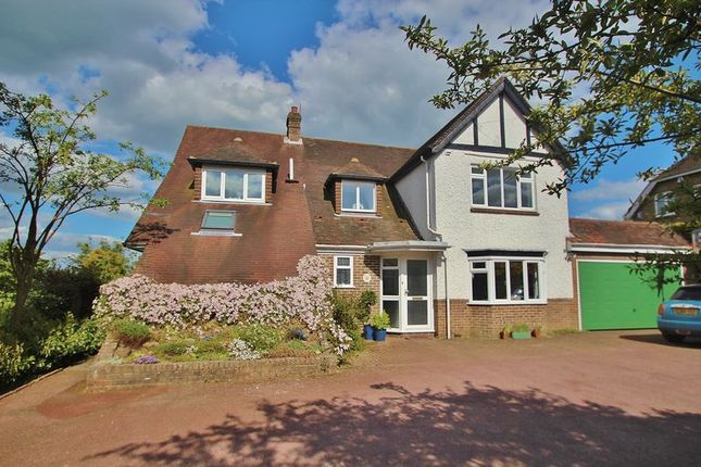 Thumbnail Detached house for sale in Turners Green Lane, Sparrows Green, Wadhurst