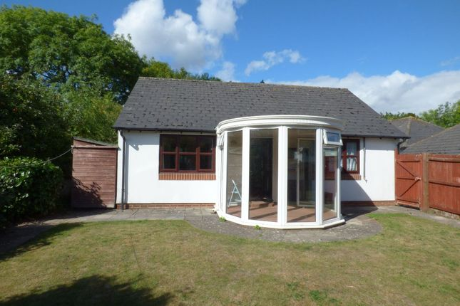 Thumbnail Bungalow for sale in Church Street, Heavitree, Exeter