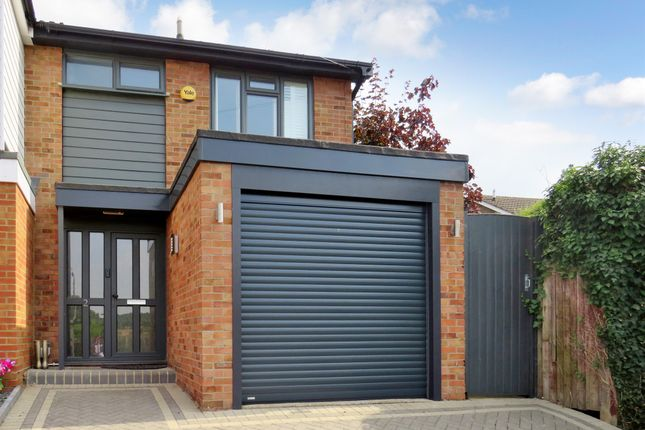 Thumbnail Semi-detached house for sale in Southall Way, Brentwood