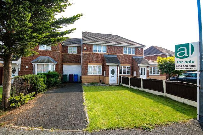 3 bed semi-detached house for sale in Scorpio Close, Dovecot, Liverpool L14