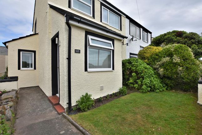 Thumbnail Semi-detached house for sale in Devonshire Road, Millom