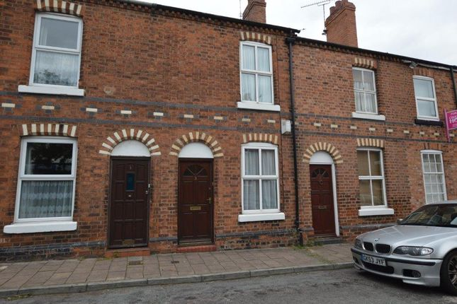 Thumbnail Terraced house to rent in Cecil Street, Boughton, Chester