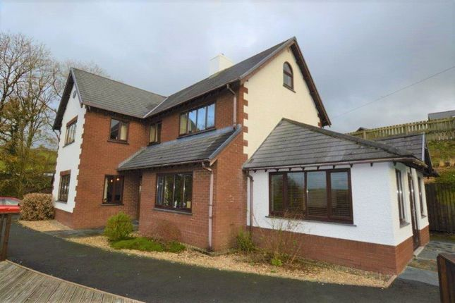 Thumbnail Detached house for sale in Lledrod, Nr Aberystwyth, Ceredigion