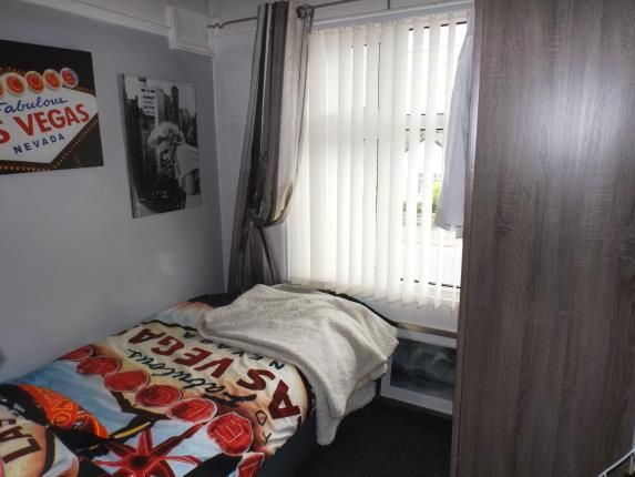 Bedroom Three of Dyserth Road, Rhyl, Denbighshire LL18