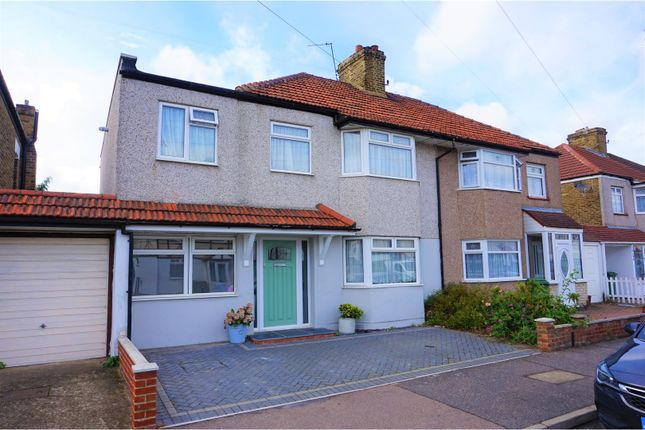 Thumbnail Semi-detached house for sale in Gipsy Road, Welling