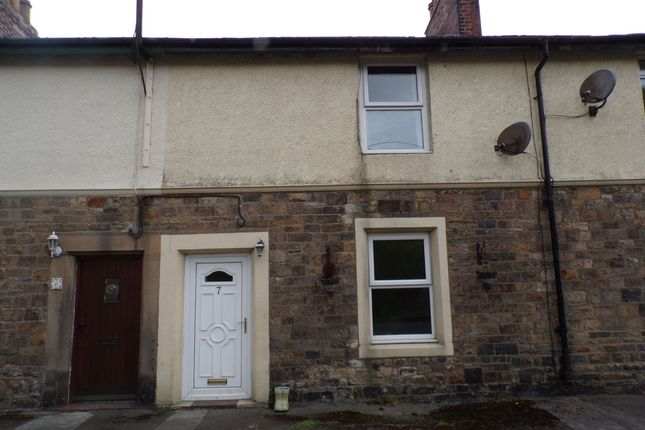 Thumbnail Terraced house to rent in Station Road, Greenhead, Brampton