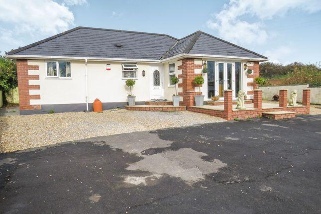 Thumbnail Detached bungalow for sale in Preston Gardens, Westlake, Ivybridge
