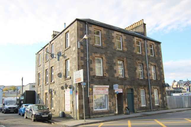 Thumbnail Flat for sale in 42 Combie Street, Oban