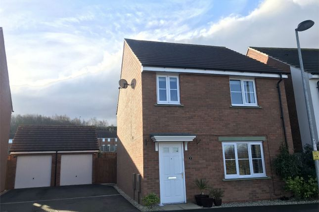 Thumbnail Detached house for sale in The Ashes, St Georges, Telford, Shropshire