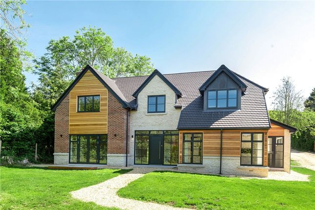 Thumbnail Detached house for sale in Coombe Valley Road, Preston, Weymouth, Dorset