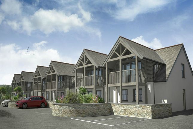 Thumbnail Detached house for sale in Polurrian Hotel, Polurrian Road, Mullion, Helston, Cornwall
