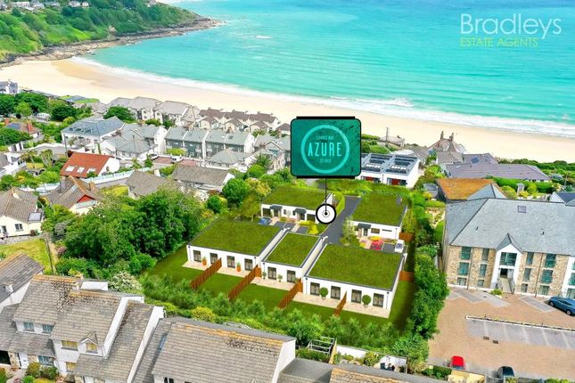 3 bed semi-detached house for sale in Azure, Boskerris Road, Carbis Bay, St Ives TR26