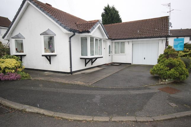 Thumbnail Detached bungalow for sale in Ridingfold Lane, Worsley, Manchester