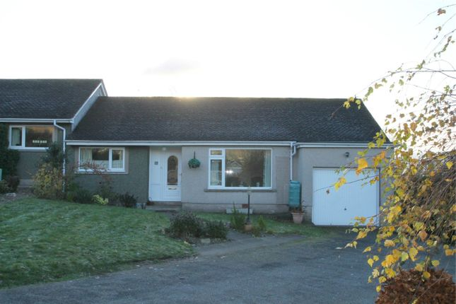 Thumbnail Semi-detached bungalow for sale in 26 Briar Rigg, Keswick, Cumbria