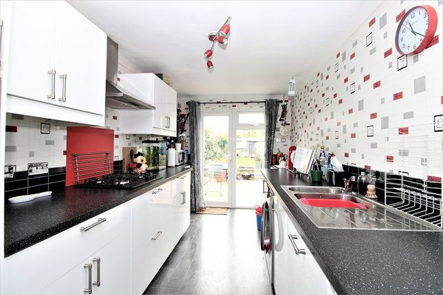 Thumbnail Semi-detached house for sale in Wandle Road, Beddington, Croydon, Surrey.