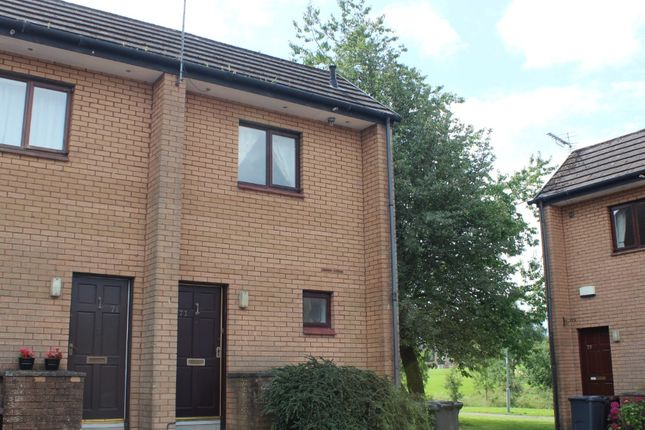 Thumbnail Terraced house to rent in Maybole Crescent, Newton Mearns, East Renfrewshire