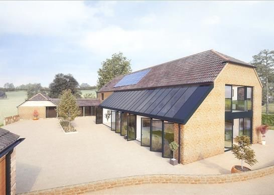 Thumbnail Detached house for sale in Blackford, Somerset