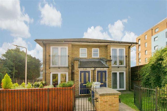 Thumbnail Flat to rent in Kingswood Terrace, London